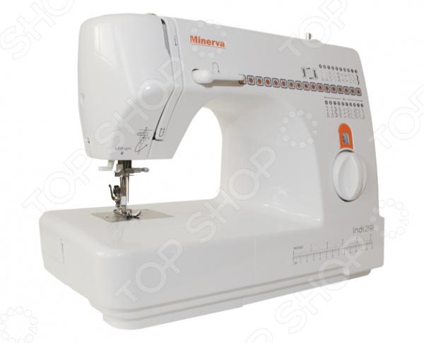 Швейная машина Minerva M-219I Швейная машина Minerva M-219I /