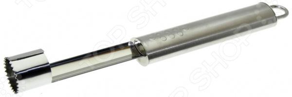 Нож для удаления сердцевины Мультидом «Лидер» JH35-31 нож для удаления сердцевины у ягод мультидом j53 95 в ассортименте
