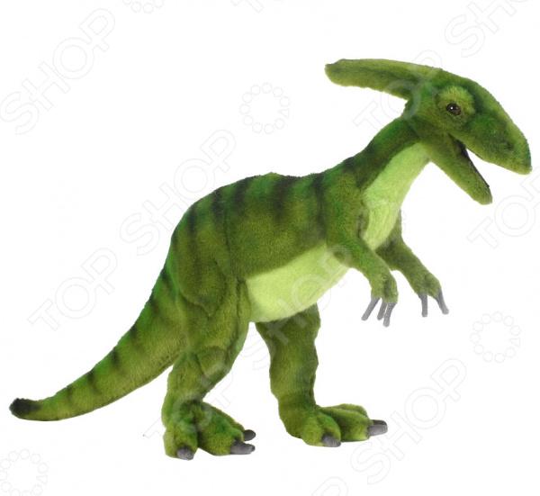 Мягкая игрушка Hansa «Динозавр Паразауролоф»