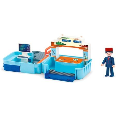 Купить Игровой набор EFKO «Диспетчерская» с фигуркой