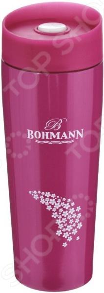 Термокружка Bohmann BH-4455. В ассортименте