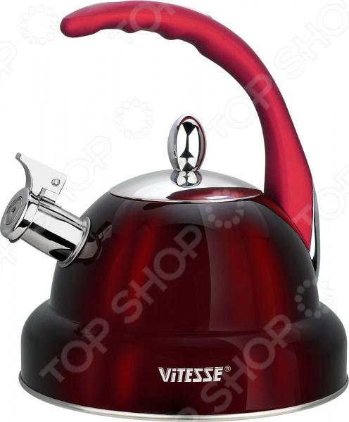 Чайник со свистком Vitesse VS-1117