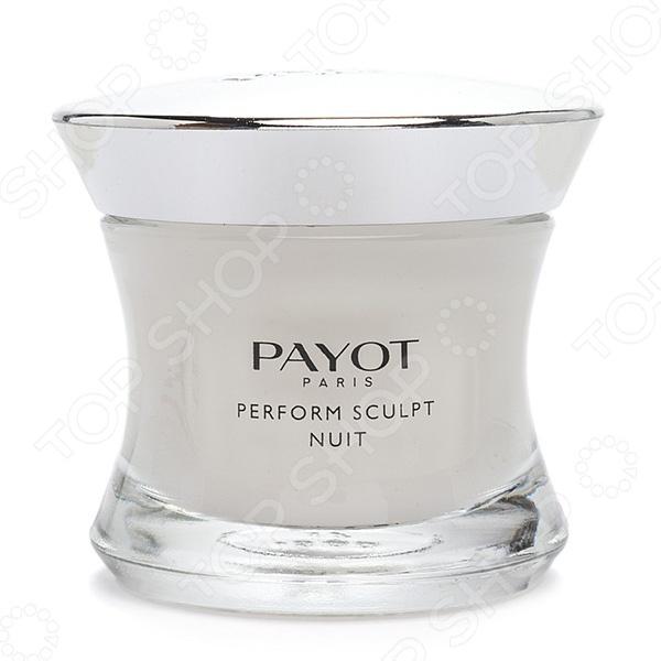 Средство ночное для моделирования овала лица и повышения упругости кожи Payot Perform Lift