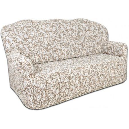 Купить Натяжной чехол на трехместный диван Еврочехол «Виста. Антея»