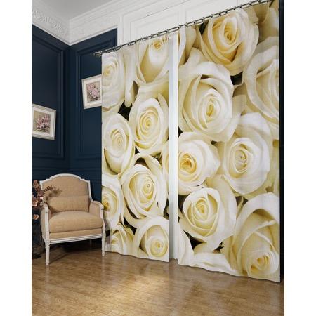 Купить Фотошторы Сирень «Душистые розы»