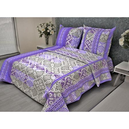 Купить Комплект постельного белья Ricotio «Кружево». 1,5-спальный