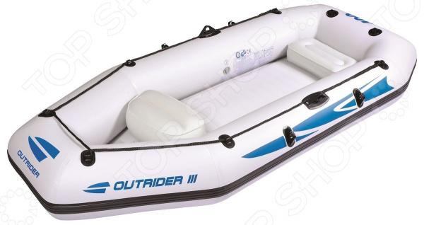 Лодка надувная Jilong Cheyenne III 400 Set