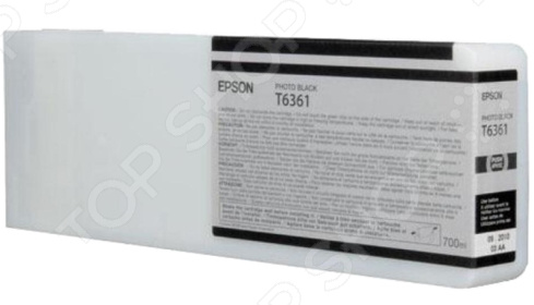 Картридж для фотопечати повышенной емкости Epson T6361 для Stylus Pro 7900/9900