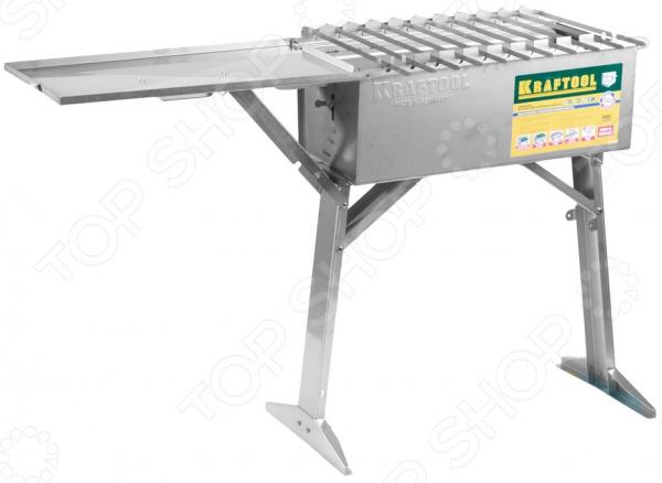 Мангал Kraftool Expert 68310 мангал grillver партикс 730 эйр