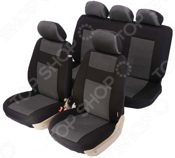 Набор чехлов для сидений Senator NEW Arizona куплю чехлы на авто с орлами