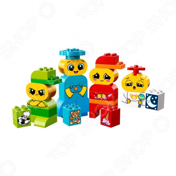 Конструктор для малышей LEGO Duplo «Мои первые эмоции»
