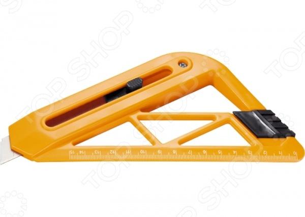 Нож строительный SPARTA 789195  нож строительный sparta 789195