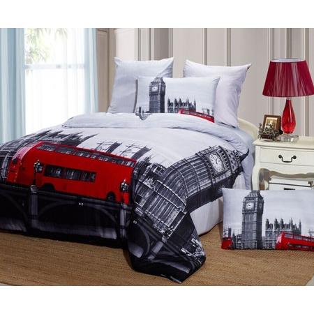 Купить Комплект постельного белья Mango «Лондон». Семейный