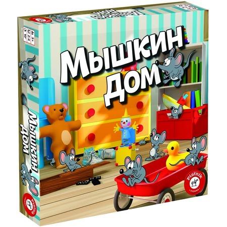 Купить Игра настольная Piatnik «Мышкин Дом»