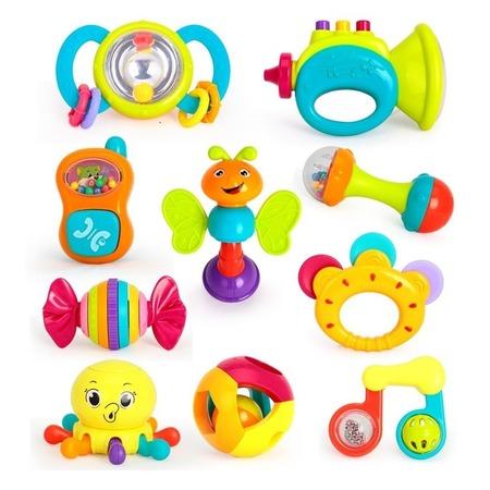 Купить Набор игрушек-погремушек Huile Toys Y61173