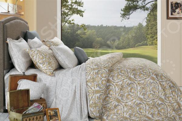все цены на Комплект постельного белья Cleo 042-SR онлайн