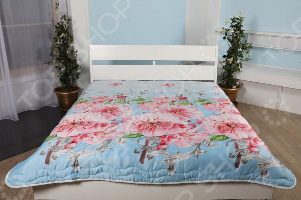Одеяло «Дачное. Яркие цветы»