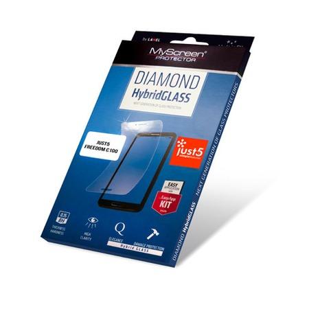 Пленка защитная MyScreen Diamond Hybrid Glass для Freedom C100