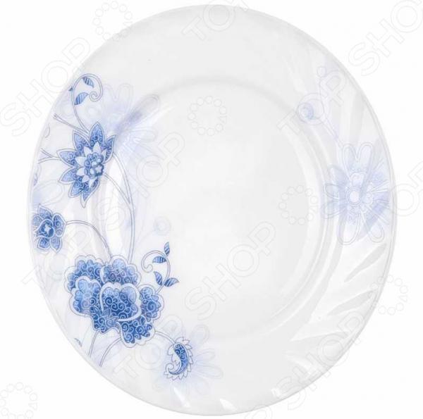 Тарелка десертная Miolla «Изящество» тарелка десертная miolla изящество