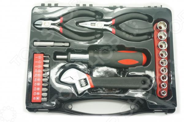 Набор инструментов KomfortMax KF-1172 набор инструмента komfortmax 108 предметов kf 992