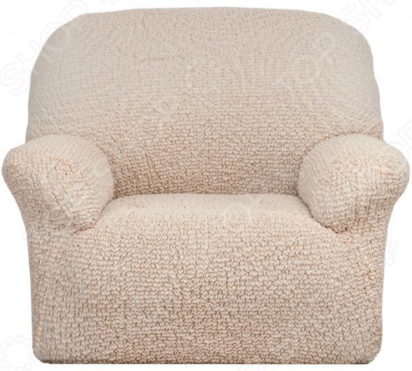 Натяжной чехол на кресло Еврочехол «Этна. Калабрия»