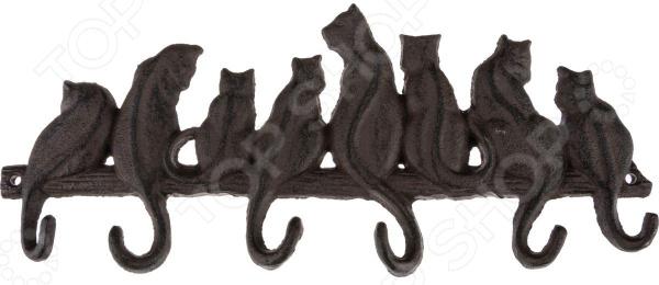 Крючок Lefard «Кошки» 768-154 крючок lefard 768 304