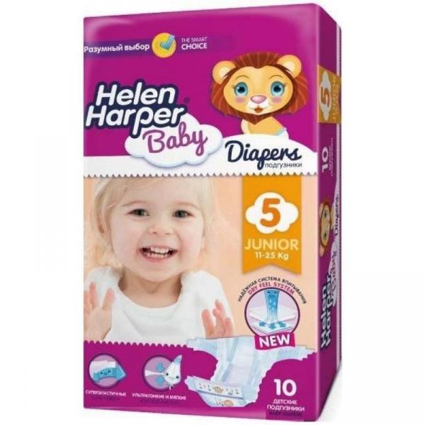 Подгузники Helen Harper Baby 5 Junior (11-25 кг) 2
