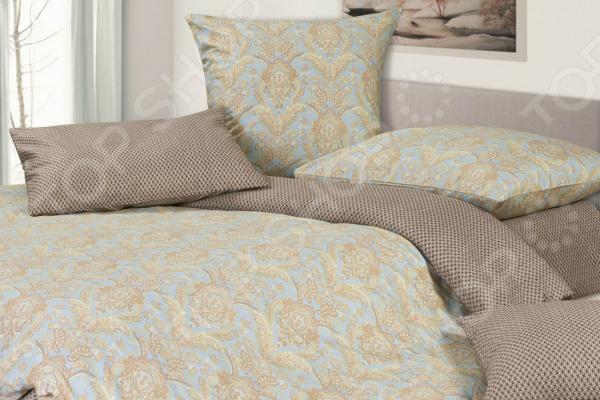 Комплект постельного белья Ecotex «Ванесса» постельное белье ecotex комплект постельного белья герцогиня
