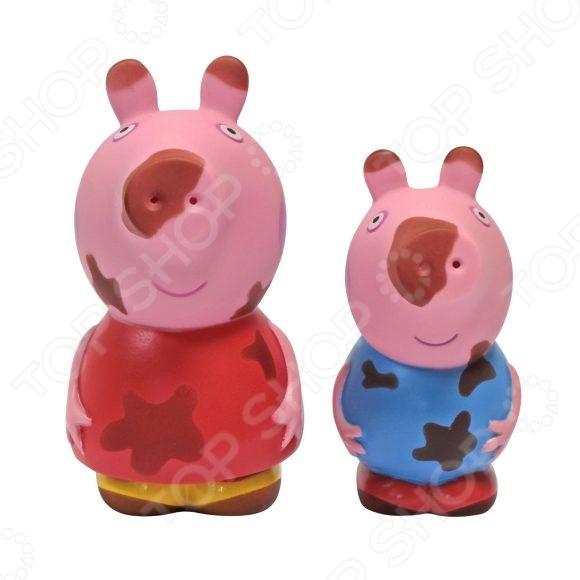 Набор фигурок игрушечных Росмэн «Чистюля или грязнуля Свинка Пеппа» грязнуля 2018 04 18t20 00