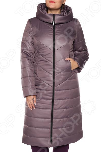 Куртка Pit.Gakoff «Морозное утро». Цвет: лавандовый