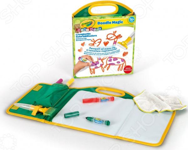 Набор для рисования Crayola Doodle magic «Дорожный»