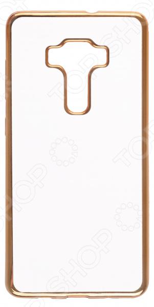 Чехол защитный skinBOX ASUS ZenFone 3 ZS570KL смартфон asus zenfone 3 deluxe zs570kl 64gb gold 2g008ru