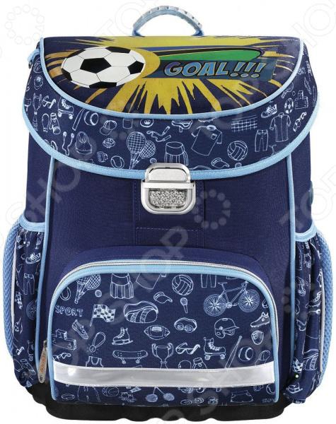 Ранец Hama Soccer ранец hama hama ранец жесткокаркасный sweet owl