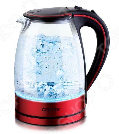 Чайник Centek CT-1009 BLR чайник centek ct 1009