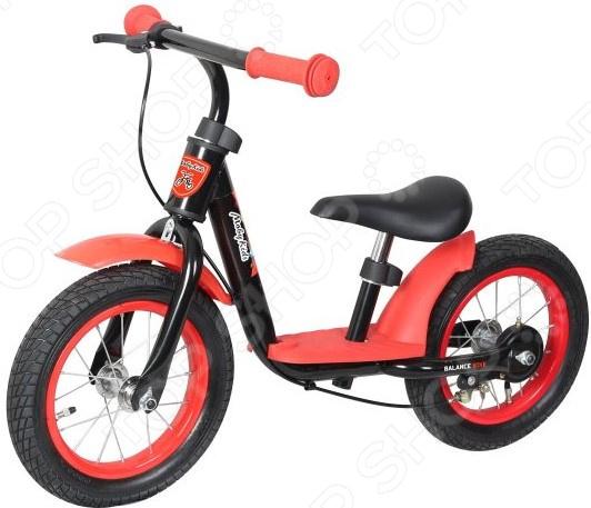 Беговел Moby Kids KidRun 12 с надувными колесами цена