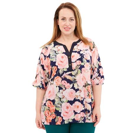 Купить Блуза Wisell «Миллион алых роз»