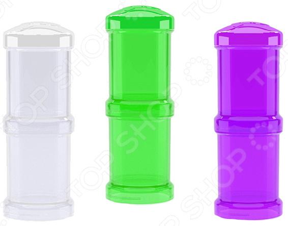 Набор контейнеров для детского питания Twistshake. Количество: 2 предмета