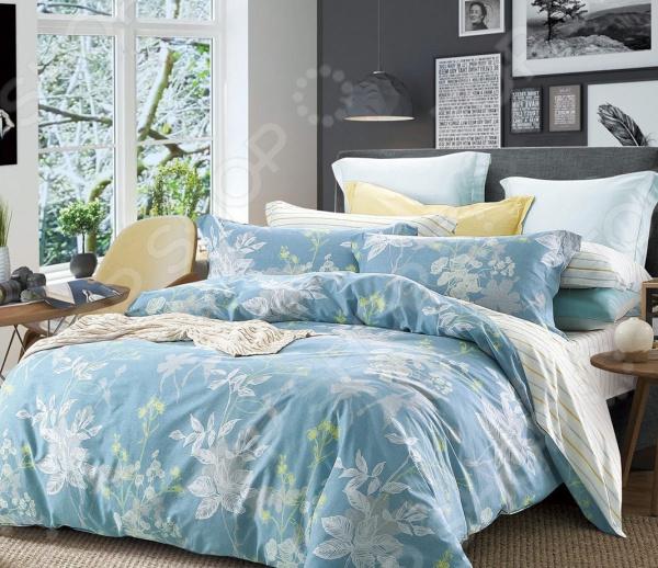 все цены на Комплект постельного белья Cleo 035-SR онлайн