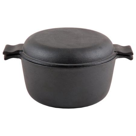 Купить Кастрюля с крышкой-сковородой Mallony CC
