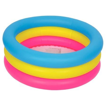 Купить Бассейн надувной Jilong Circular Kiddy Pool JL010086-1NPF