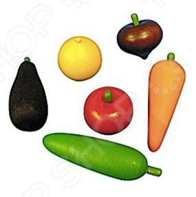 Игровой набор для ребенка RNToys «Овощи»