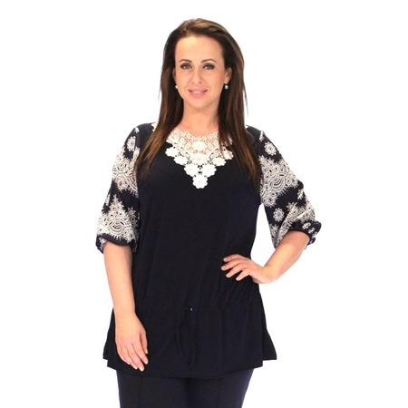 Купить Блуза Wisell «Приятное признание»