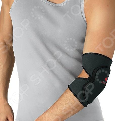 Повязка медицинская эластичная Tonus Elast для фиксации локтевого сустава со щитком 0212