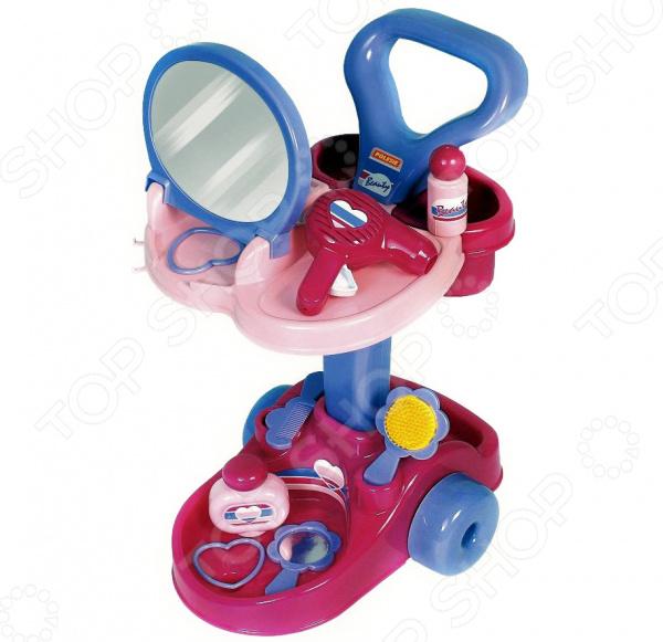 Игровой набор для девочки Полесье «Салон красоты Диана»