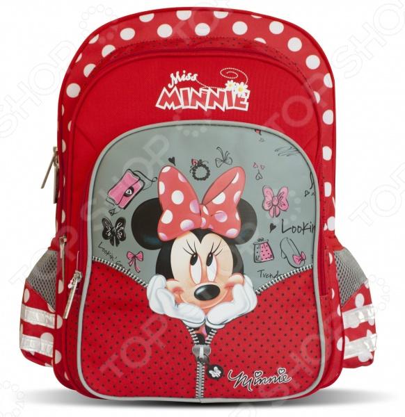 Рюкзак ортопедический мягкий Disney «Минни» Classic