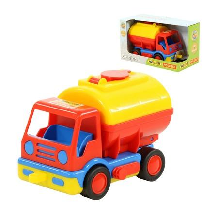 Купить Машинка игрушечная Wader «Базик. Бензовоз»