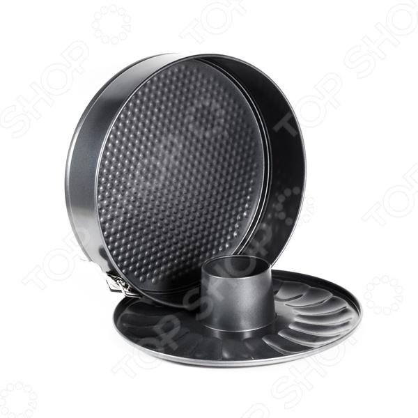 Форма для выпечки круглая разъемная Appetite SL4012