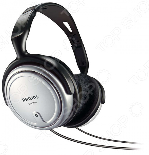 Наушники мониторные Philips SHP2500 наушники philips shp2500 10 silver