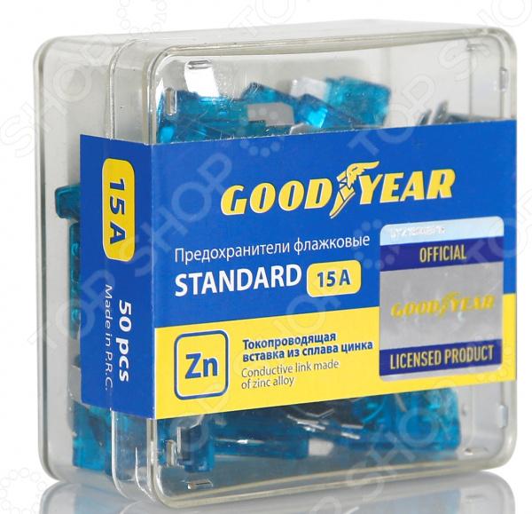 Набор флажковых предохранителей Goodyear «Стандарт»