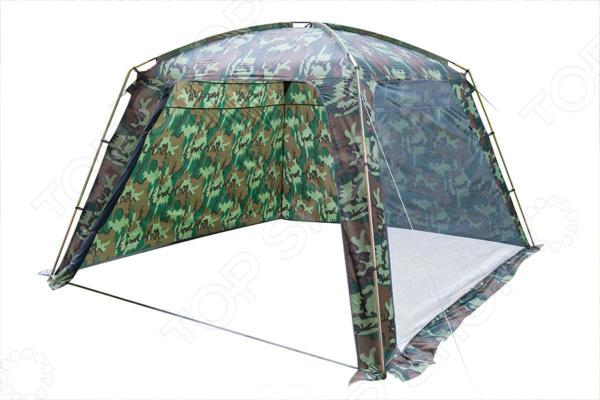 Фото Шатер Trek Planet Rain Dome Camo шатер trek planet dinner dome